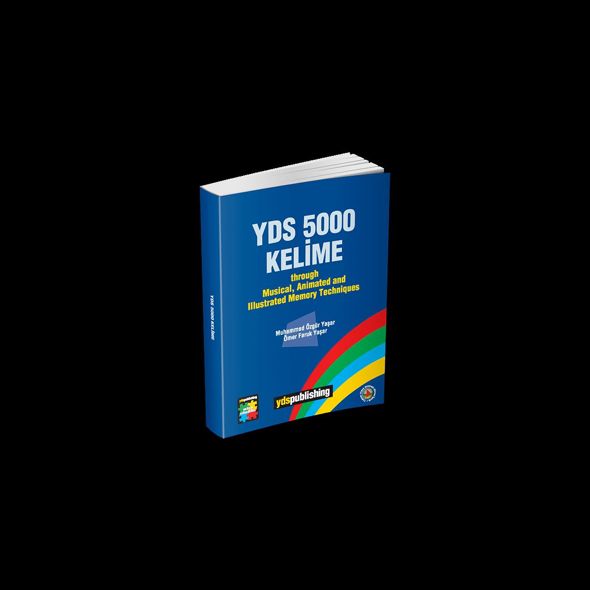 YDS 5000 Kelime (Memorize 5000 Words)
