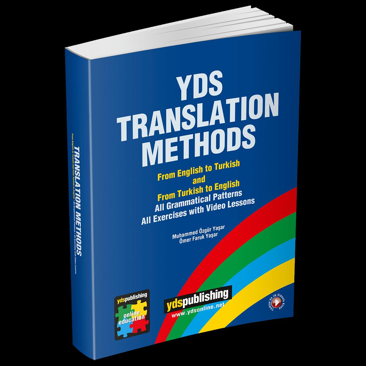 Translation Methods translation methods -  Translation Methods – İngilizce çeviri teknikleri alıştırmalarla öğrenin
