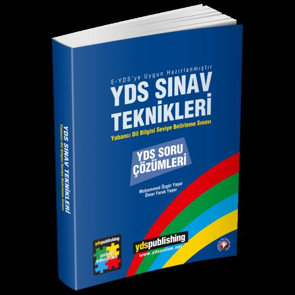 YDS Sınav Teknikleri yds kitapları -  Ana Sayfa