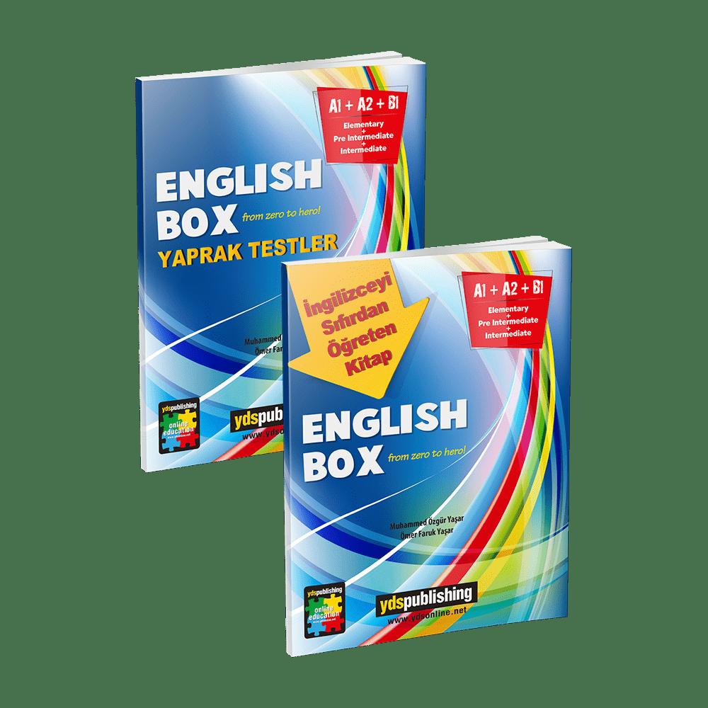sıfırdan ingilizce English Box – Yeni başlayanlar için Sıfırdan İngilizce Öğretimi eb ebyapraktestler 001 min