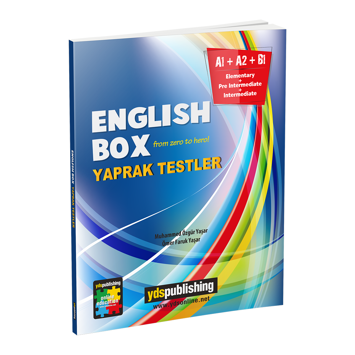 - English Box Yaprak Testler (English Box ile birlikte)