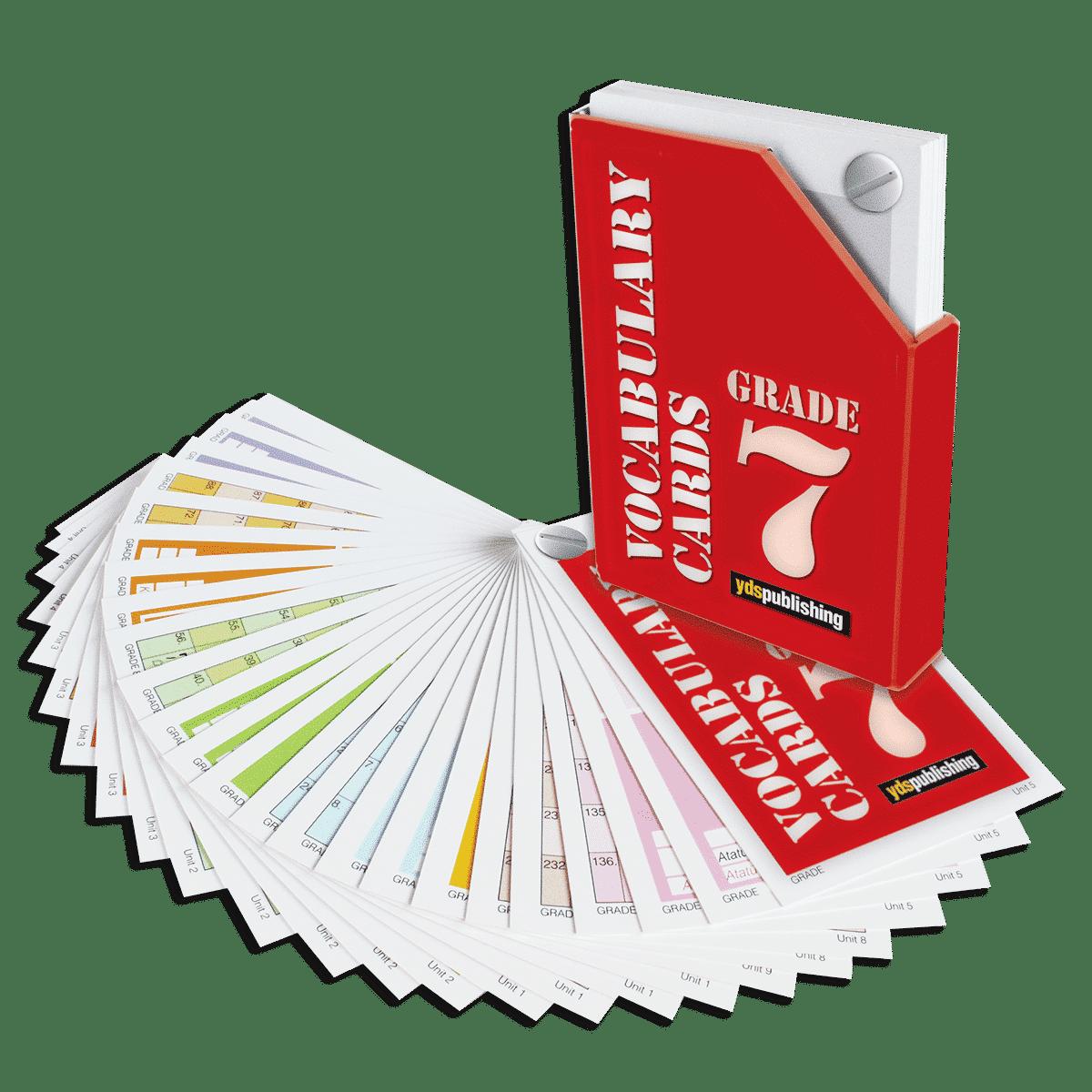 Grade 7 Vocabulary Cards grade 7 vocabulary cards -  Grade 7 Vocabulary Cards