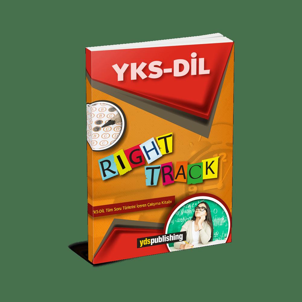 yÖkdİl vocabulary - YKS DİL Right Track – YKS DİL'in tüm soru türlerini içeren çalışma kitabı