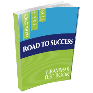 Road To Success Grammar Test Book yds kitapları - Ana Sayfa