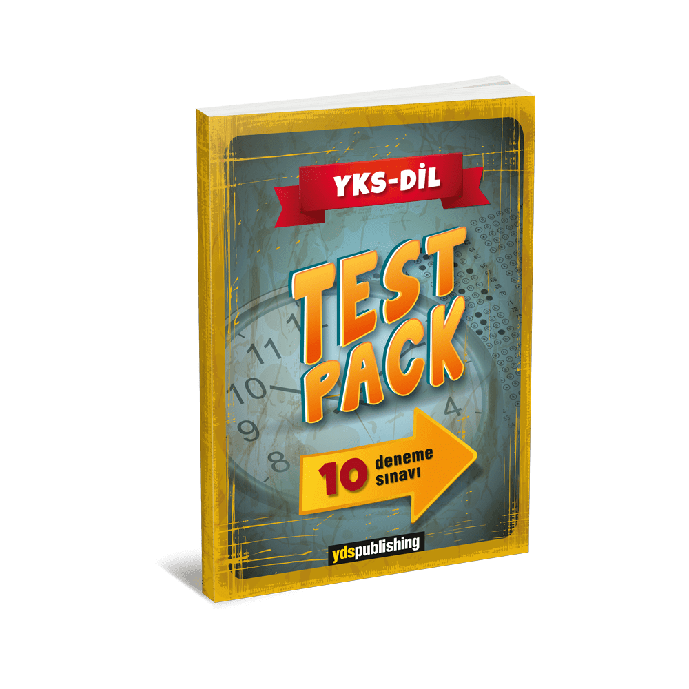 YKS DİL Test Pack