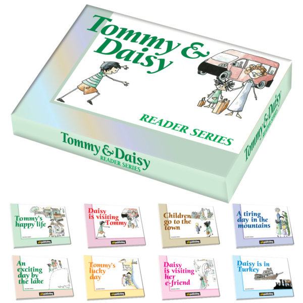 Tommy & Daisy Reader Series