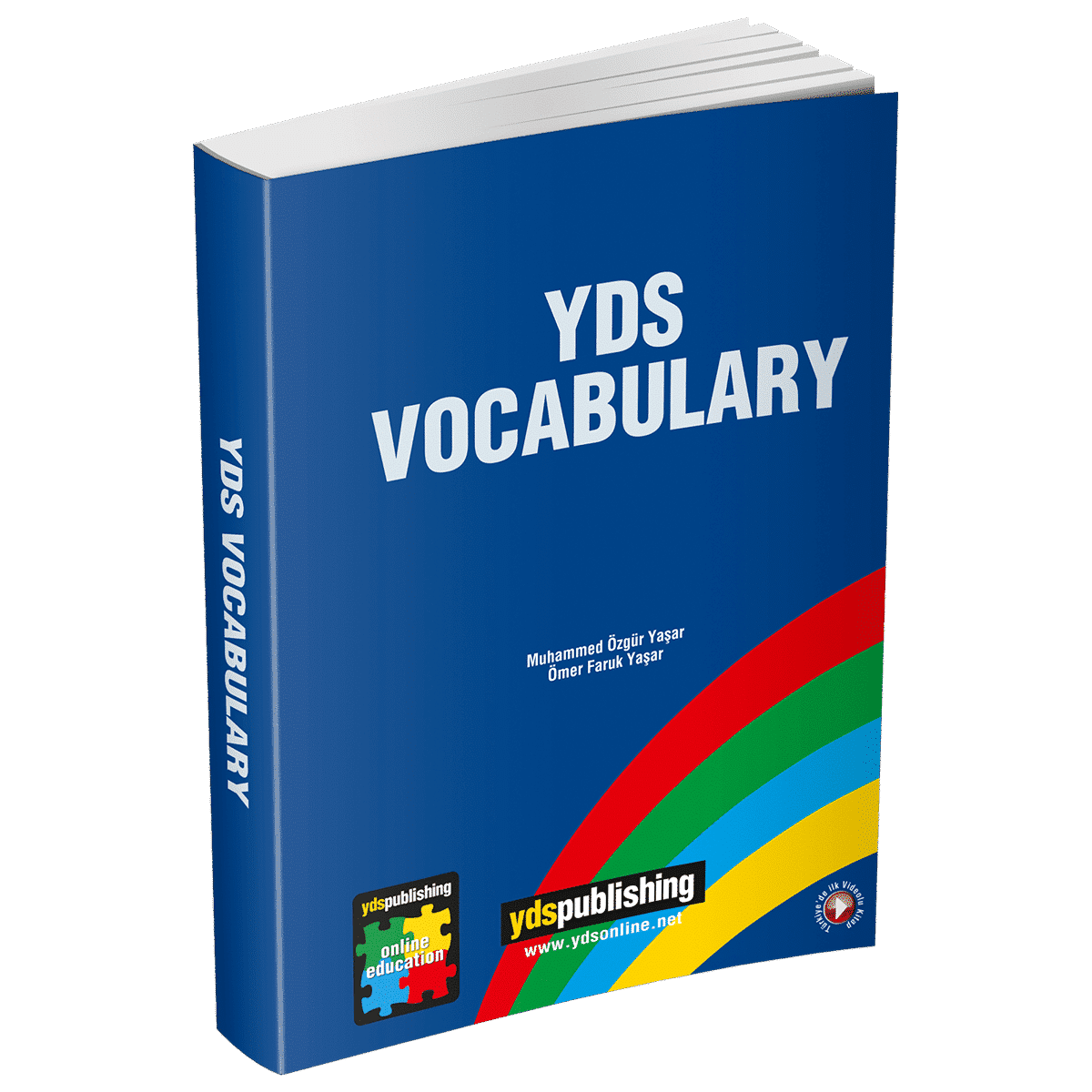 YDS Vocabulary yds vocabulary YDS Vocabulary – YDS, YKS-DİL, YÖKDİL'in anahtarı bu kelime kitabında yds vocabulary 001 min 1200x1200