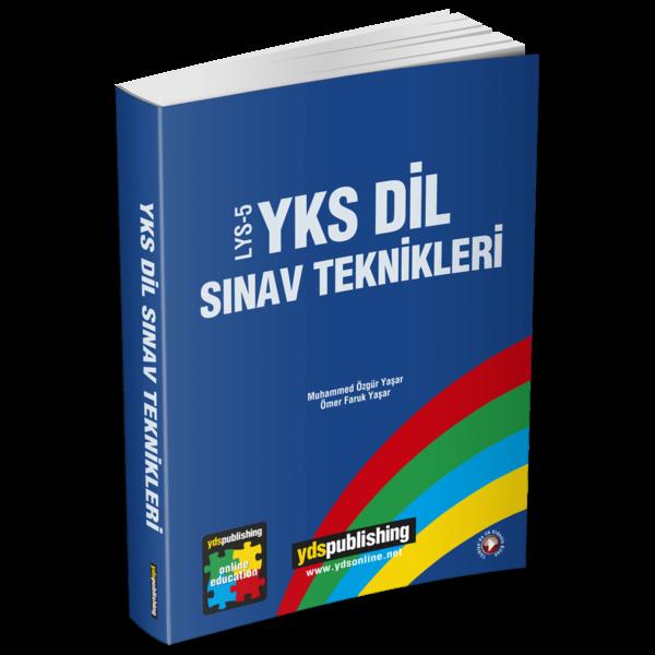 YKS DİL Sınav Teknikleri yds kitapları -  Ana Sayfa