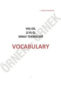 yks dil sınav teknikleri YKS DİL Sınav Teknikleri – 1200 Soruluk YDT İngilizce Soru Bankası yksdil04 213x300
