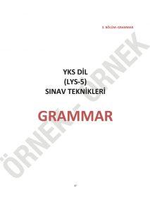 yks dil sınav teknikleri YKS DİL Sınav Teknikleri – 1200 Soruluk YDT İngilizce Soru Bankası yksdil10 213x300