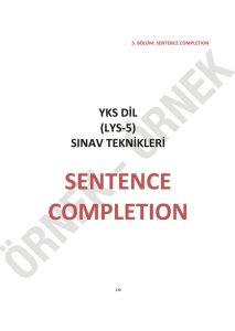 yks dil sınav teknikleri YKS DİL Sınav Teknikleri – 1200 Soruluk YDT İngilizce Soru Bankası yksdil16 213x300