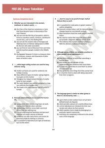 yks dil sınav teknikleri YKS DİL Sınav Teknikleri – 1200 Soruluk YDT İngilizce Soru Bankası yksdil19 213x300
