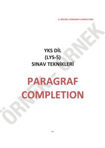 yks dil sınav teknikleri YKS DİL Sınav Teknikleri – 1200 Soruluk YDT İngilizce Soru Bankası yksdil20 213x300