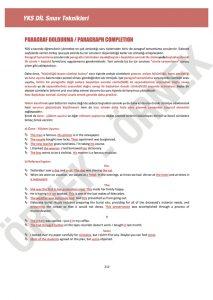 yks dil sınav teknikleri YKS DİL Sınav Teknikleri – 1200 Soruluk YDT İngilizce Soru Bankası yksdil21 213x300