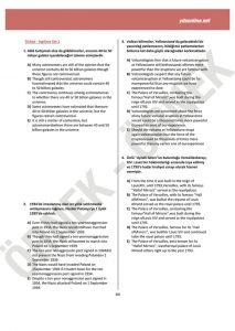 yks dil sınav teknikleri YKS DİL Sınav Teknikleri – 1200 Soruluk YDT İngilizce Soru Bankası yksdil26 213x300