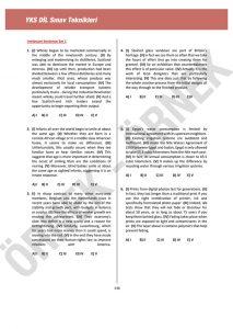 yks dil sınav teknikleri YKS DİL Sınav Teknikleri – 1200 Soruluk YDT İngilizce Soru Bankası yksdil30 213x300
