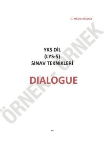 yks dil sınav teknikleri YKS DİL Sınav Teknikleri – 1200 Soruluk YDT İngilizce Soru Bankası yksdil32 213x300
