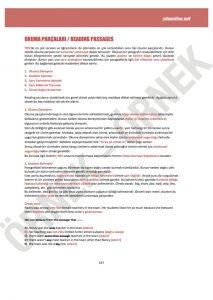 yks dil sınav teknikleri YKS DİL Sınav Teknikleri – 1200 Soruluk YDT İngilizce Soru Bankası yksdil36 213x300