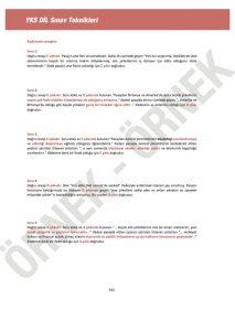 yks dil sınav teknikleri YKS DİL Sınav Teknikleri – 1200 Soruluk YDT İngilizce Soru Bankası yksdil38 213x300