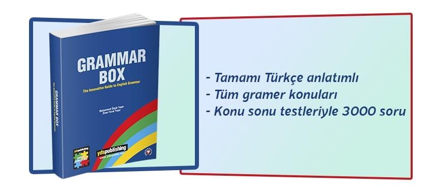 Grammar Box