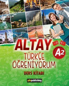 yabancılara türkçe kitabı a2 Altay Türkçe Öğreniyorum A2 Set – Yabancılara Türkçe Öğretimi Kitapları altaya201 min 240x300