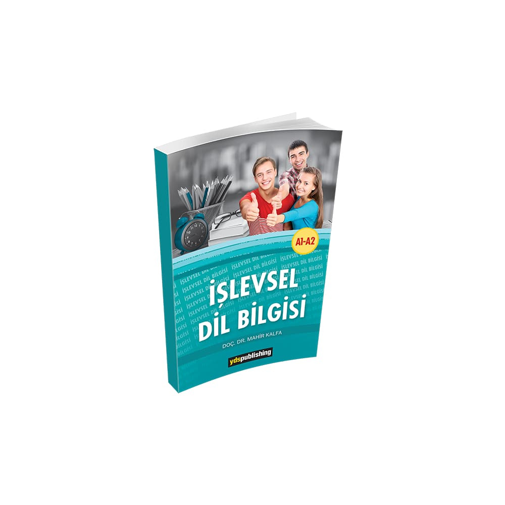 A1-A2 İşlevsel Dil Bilgisi yabancılara türkçe öğretimi a1 a2 -  A1 – A2 İşlevsel Dil Bilgisi – Yabancılara Türkçe Öğretimi Kitapları