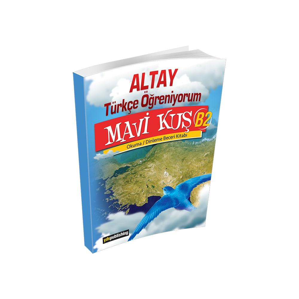 B1 Mavi Kuş Bütünleşik Beceri Kitabı yabancılara türkçe beceri kitabı b2 B2 Mavi Kuş Bütünleşik Beceri Kitabı- Yabancılara Türkçe Öğretimi tltb2mavikus
