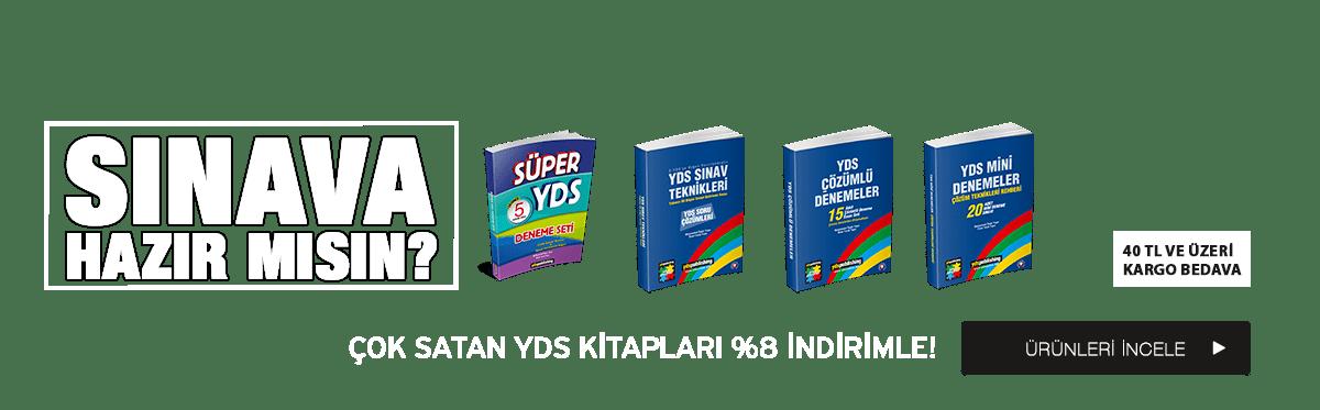 YDS'ye Hazır mısın? yds kitapları -  Ana Sayfa
