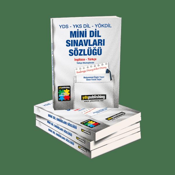 Mini Dil Sınavları Sözlüğü yds kitapları -  Ana Sayfa