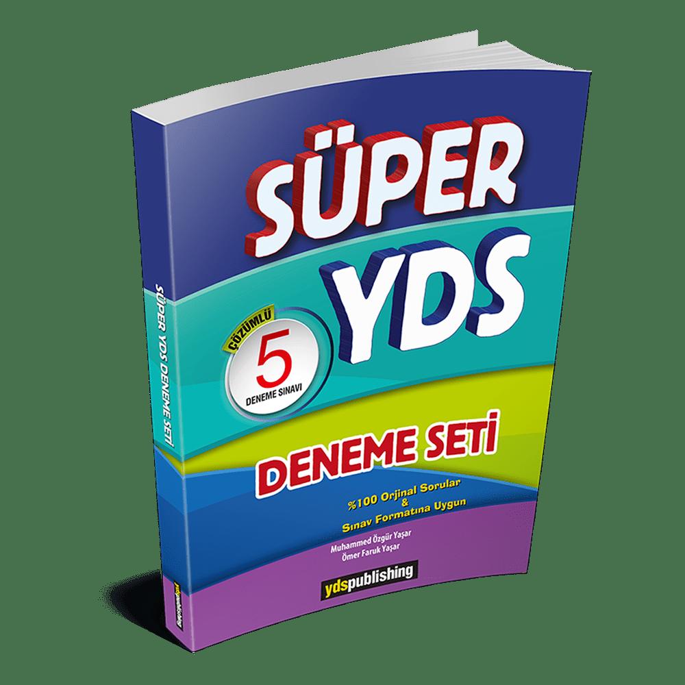 YKS DİL 8'li Sınav Paketi yds sınav teknikleri Süper YDS Deneme Seti (5'li) – Tamamı Özgün ve Çözümlü Sorular yksdil 8 li sinav paketi min2