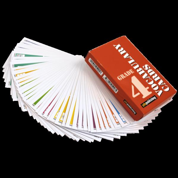 İngilizce 4. Sınıf Kelime Kartları YDS Publishing
